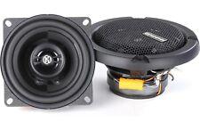 BRAND NEW MEMPHIS PRX4  4-INCH 2-WAY CAR AUDIO SPEAKERS (PAIR)