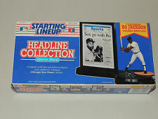 1992 STARTING LINEUP BO JACKSON HEADLINE COLLECTION BASEBALL FIGURE SEALED *212