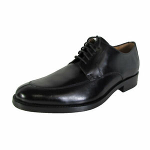 Cole Haan Mens Madison Split Oxford II Dress Shoes, Black US 7.5