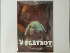 Calendrier Officiel calendar PLAYBOY France 2020 NEUF SCELLE !