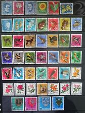 Switzerland Pro Juventut stamps 1960s and 1970s