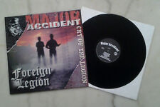 "Major Accident / Foreign Legion ""Cry of the legion"" Split LP 2001 DSS Records"