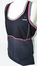 *NEU*Head Vision W Berry Tank Top Frauen Gr.XL Schwarz/Rosa Women Black/Pink