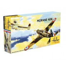 MORANE 406 French Air Force WWII  HELLER 1/72 PLASTIC KIT