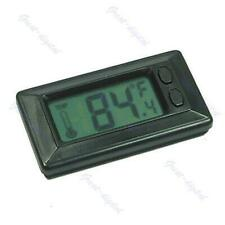 New Car Vehicle Digital LCD Thermometer Temperature Meter Celsius Fahrenheit