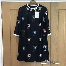Ted Baker Javah Telephone Dress, Size 1, UK 8, BNWT
