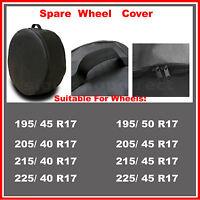 R17 Spare Wheel Cover Tyre Tire Storage Bag Car Van Caravan Motorhome Truck BV53