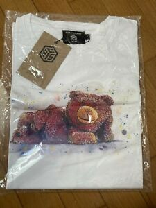 Collaboration OLOW x C215 T-shirt size L obey invader dface space Limited ed60