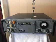 Itt Aerospace Optical Div. T-1108(V) 4/Grt-21 (V) 115-150 Mhz Radio Transmitter