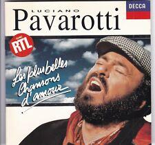 Luciano Pavarotti - Les plus belles Chansons d' amour