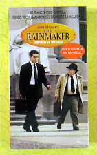 The Rainmaker (Spanish Subtitled) ~ New VHS Movie ~ Poder De La Justicia Video