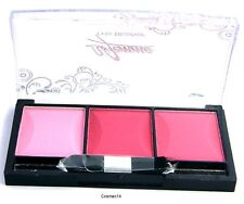 La Femme Large Trio Blusher Palette 3 Colours Set 03