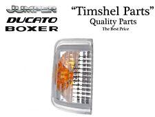 Für Citroen Jumper Peugeot Boxer Fiat Ducato Außen Spiegelblinker Links GL