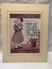 """Mary Engelbreit-""""Hurt Not The Earth, Neither The Sea, Nor The Trees�- Art Print"""