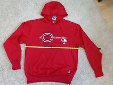 MLB Cincinnati Reds THERMA BASE Hoodie / Jacket Heavy Weight Sweat Shirt