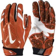 Nike Men's Vapor Jet 3.0 Texas Longhorns Football Gloves [GF0261-811] size XL