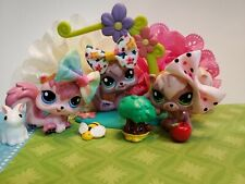 Authentic BABY Littlest Pet Shop LPS 1882 1883 1884 PETRIPLETS Squirrel