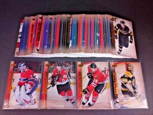 2007-08 UPPER DECK YOUNG GUNS SERIES 1 & 2  FINISH YOUR SET YOU PICK