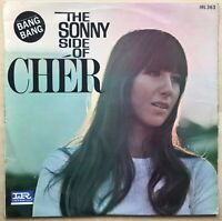THE SONNY SIDE OF CHER 1ST ISSUE 1966 SOUTH AFRICAN IR VINYL LP IRL IMPERIAL 363