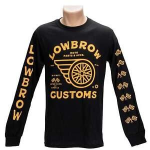 Lowbrow Customs Trademark Long Sleeve Shirt