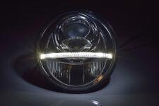 "7"" Bi-LED Hauptscheinwerfer schwarz matt 2. Generation Headlight NOLDEN"