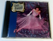 CD - LINDA RONSTADT - WHAT'S NEW w/Nelson Riddle - No Bar Code (Old) OOP - EXLNT