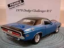 DANBURY MINT 1970 DODGE CHALLENGER..1:24..NIB..UNDISPLAYED..NEW...RARE..DOCS