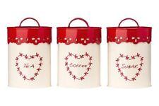 Premier Housewares Metal Kitchen Canisters & Jars