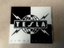 TESLA - SIMPLICITY [DIGIPAK] CD