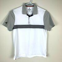 Adidas Golf Premium Polo Shirt Size Men's Medium