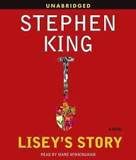 LISEY'S STORY UNABRIDGE AUDIO BOOK CD BY STEPHEN KING NEW SEALED