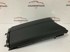 MERCEDES C CLASS W205 CENTER CONSOLE BLACK LEATHER ARMREST A2056800796