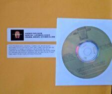 RADIO SHOW: JUKEBOX EXPLOSION 10/24/08 MICHAEL JACKSON, SKYLARK,SURVIVOR,CHIC