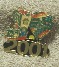 2001 SIVAGE THOMAS HOMES BALLOON PIN