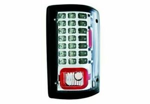 IPCW LEDT-502C Pair of Crystal Clear LED Tail Lights for Excursion/Econoline