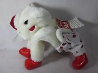 Cool Cat Plush with Red Boots Sweet Stuff Doze Clothes Hidden Pocket