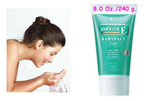 Smooth E Facial face cleaner cream Foam Non-Ionic skin acne care products 240g.