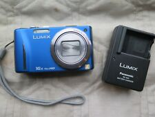 Panasonic LUMIX DMC-ZS10 14.1MP Digital Camera + 16 GB SD CARD EXCELENT COND.