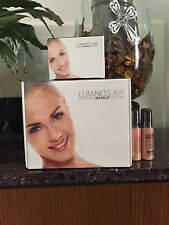 LUMINESS AIR AIRBRUSH MAKEUP SYSTEM w/Tanning Upgrade Kit