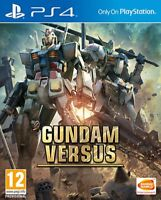 Gundam Versus PS4 - totalmente in italiano