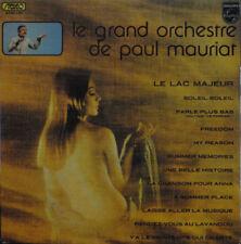 1972 Le Grand Orchestre De Paul Mauriat – – Le Lac Majeur  Vinyl LP 黑膠唱片