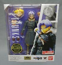 SH S.H. Figuarts Trunks XENOVERSE Edition Dragon Ball Xenoverse Bandai Japan ***