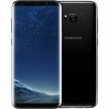 New listing New Black Verizon Gsm Unlocked Samsung S8 G950U 64Gb Phone Kl15