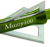 NEW! Muzzy Bowhunting 3-Blade Replacement Blades for 220 and 225-R Broadhead 320