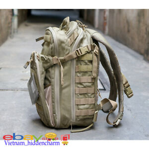 5.11 Tactical Backpack- All Hazards Nitro - Sand Stone- New With Tag