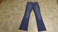 LEVI'S DENIZEN Bootcut Mid-Rise 5 Pocket Cotton Stretch Jeans 28X31 Women  #3854