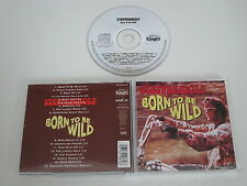 STEPPENWOLF/BORN TO BE WILD(MCA/BMG/ARIOLA 290 858) CD ALBUM