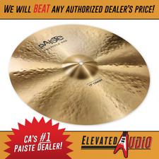 "Paiste Formula 602 17"" Modern Essentials Crash Cymbal! Buy from CA's #1 Dealer!"