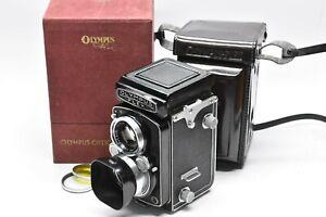[Selten ! Für Teile Aussehen Mint IN Karton] Olympusflex 2.8 Zuiko F.Zuiko F.75m