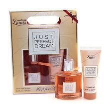 Just Perfect Dream Gift Set Creation Lamis EdT Perfume Spray & Shower Gel, 100ml